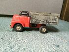 Vintage Tin Toy - Dump Truck - Made in Japan