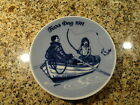 FARS DAG 1971 FATHER'S DAY PLATE 1ST ISSUE LIMITED EDITION NORWAY