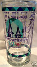 New Official Set of 4 2015 Kentucky Derby 141 Glasses Ready to Ship