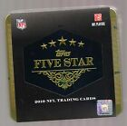 2010 Topps Five Star Football Hobby Box Factory Sealed