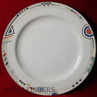 MIKASA china ELECTRA HG297 pattern Dinner Plate @ 11
