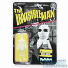 Funko ReAction Universal Monsters Clear Invisible Man EE Exclusive *NEW*