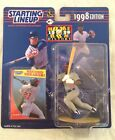 2 - Starting Lineup 1998 Sammy Sosa  Figures Record Breaker & Extended MLB SLU