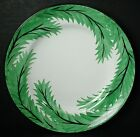 HEREND VILLAGE china OLD FASHIONED CHRISTMAS pattern SALAD PLATE 8