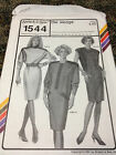 The Wedge Dress Pattern: Stretch & Sew Pattern #1544 by Ann Person
