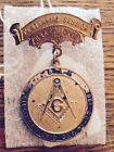 Mason medal 1908 Cincinnati Ohio centennial session Grand lodge Ohio