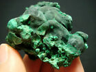 90g Awesome Racemose Green Malachite Crystal Mineral Specimen
