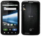 NEW MOTOROLA MB860 ATRIX 4G BLACK ATT UNLOCKED 16GB ANDROID WIFI HD VIDEO