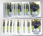 41 Card MIGUEL ALMONTE 2014 MLB ROOKIE PROSPECT Lot - ROYALS - Bowman Chrome