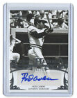 ROD CAREW AUTOGRAPH 25---2013 LEAF SPORTS HEROES--HALL OF FAMER