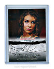 SUPERNATURAL JOIN THE HUNT SEASON 1-3 CRYPTOZOIC AUTO A06 LAUREN COHAN