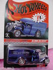 RLC 2011 sELECTIONs 1 BLOWN DELIVERYSpectraflame Bluereal riders Hot Wheels