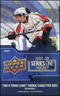 2011 12 Upper Deck Series 1 Hockey Hobby Box