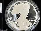 1997 P American Silver Eagle Gem DCAM Proof with Display Case and COA E1917