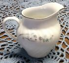 Evening Star 2 321 Fine China of Japan Creamer Pitcher Platinum Edge USED 212