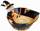 WITCH CANDY BOWL BY FITZ AND FLOYD - HALLOWEEN