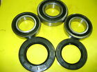 LISTED SUZUKI HAYABUSA GSX1300 TL1000 GSX-R600 GSXR750 REAR WHEEL BEARING KIT333