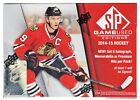 2014 15 Upper Deck SP Game Used Hockey Hobby Box