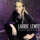 LAURIE LEWIS - TRUE STORIES - BLUEGRASS - AUTOGRAPHED -CD-MINT