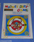 OSATO TIN LITHO  MAGNETIC HUNTING THEME DEER TARGET GAME - 1960'S - JAPAN- NOS