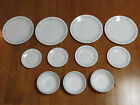 CORELLE COUNTRY COTTAGE DISHES LOT 11 USA