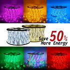 150 Ft Xmas LED Rope Light 110V Yard Home Party Decorative In Outdoor