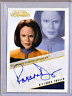 2012 Rittenhouse The Quotable Star Trek Voyager Trading Cards 27