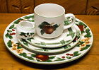 5 Pc Apple Place Setting - Cades Cove Collection By Citation - Plate Cup Saucer