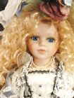 EMERALD DOLL COLLECTION porcelain VICTORIAN DOLL 16