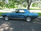 Ford  Mustang After Market Paint 90 Tires 1968 ford hardtop coupe 56000 miles 2 door v 8 3 speed automatic vinyl interior