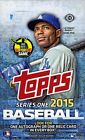 2015 Topps Series 1 Baseball 12 Box Factory Sealed HOBBY CASE-12 AUTOGRAPH RELIC