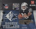 2008 Upper Deck SP Rookie Threads Football Hobby Box