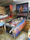 DIRTY HARRY PINBALL by WILLIAMS - Based on the movie starring CLINT EASTWOOD!