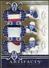 2010 11 Upper Deck Artifacts Tundra Trios Patches Gold Mike Cammalleri Andrei Ma
