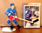 1994 Brian Leetch New York Rangers Starting Lineup Loose with Score Hockey Card