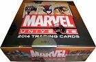Rittenhouse 2014 Marvel Universe Factory Sealed Trading Card Box with Sketch