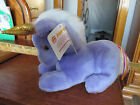 Vintage Fun Farm Unicorn Plush Purple Dakin 1981 Laying 10