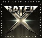 Rated X - Rated X (NEW CD)