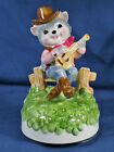 EBELING & REUSS CO. COWBOY KITTEN / CAT MUSIC BOX