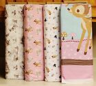 Disney Bambi Woodland Panel & Coordinating Fabrics by Springs Creative bty