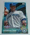 2015 TOPPS OPENING DAY VARIATION SP ROBINSON CANO MARINERS #144 SHORT PRINT RARE