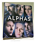 2013 Cryptozoic Alphas Season 1 Trading Cards 16