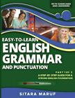 Easy To Learn English Grammar and Punctuation Part 1 of 2 A Step By Step Guide