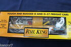 1999 Rail King by MTH #30-7434 Holiday Box Car L2956