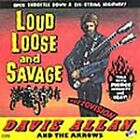 Loud, Loose & Savage by Davie Allan & the Arrows CD SURF HOT ROD