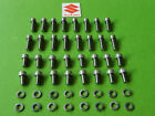 suzuki gs1150 gs1100 gs1000 gs850 gs750 carburetor STAINLESS STEEL ALLEN SCREWS