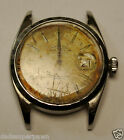 Vintage 1936 Rolex Oyster Perpetual 6305 2 Bubble Back - Parts or Repair