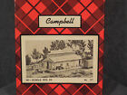 HO Scale Campbell Craftsman Wood Kit No. 377 SEEBOLD MANUFACTURING CO. New