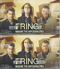 Fringe Seasons 3 4- Two (2) Factory Sealed Boxes by Cryptozoic
