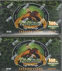 Tarzan 100th Anniversary - 2 (TWO) Factory Sealed Boxes by Cryptozoic